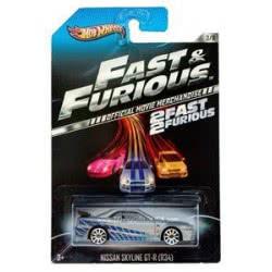 Mattel Hot Wheels Αυτοκινητάκια Fast And Furious Y2126 746775198909