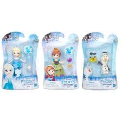Hasbro Disney Frozen Small Doll Μικρές Κούκλες - 3 Σχέδια B5180 5010994945558