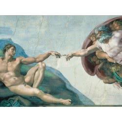 Ravensburger Παζλ 1000τεμ. Michelangelo: Η δημιουργία 15540 4005556155408