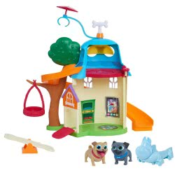 GIOCHI PREZIOSI Puppy Dog Pals Dog House Playset PUY01000 8056379064312