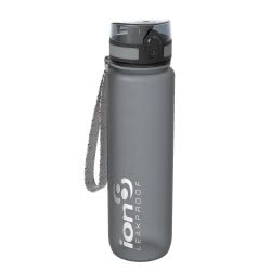 ion8 Water Bottle Quench Leak Proof 1000 ml - Grey ΙΟΝ81-000FGRΥ 619098081411