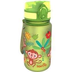 ion8 Παγούρι Pod Leak Proof 350 ml Πίθηκος - Πράσινος ΙΟΝ83-FΡGΜΟΝΚ 619098081183