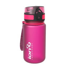 ion8 Water Bottle Pod Leak Proof 350 ml - Pink ΙΟΝ83-50FΡΙΝQ 619098081466