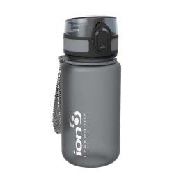ion8 Water Bottle Pod Leak Proof 350 ml - Grey ΙΟΝ83-50FGRΥQ 619098081459