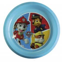 Stor Paw Patrol Παιδικό Πλαστικό Μπωλάκι - Γαλάζιο 089768 8412497827121