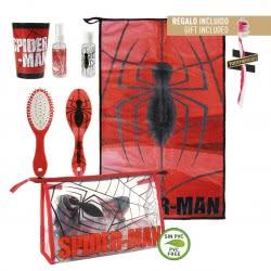 Cerda Spiderman Travel Case - Red 2500000845 8427934158799