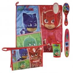 Loly PJ Masks - Πιτζαμοήρωες Νεσεσέρ Ταξιδιού - Κόκκινο 2500000806 8427934993505