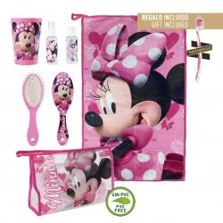 Cerda Minnie Mouse Travel Case - Pink 2500000947 8427934193615