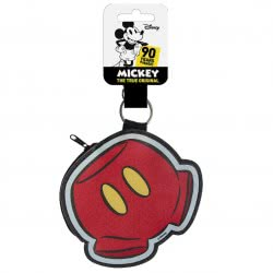Cerda Disney Mickey Mouse the True Original Πορτοφόλι Μπρελόκ 2600000277 8427934240401