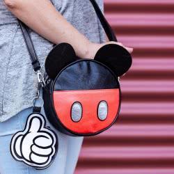 Loly Disney Mickey Mouse the True Original Πορτοφόλι Μπρελόκ 2600000277 8427934240401