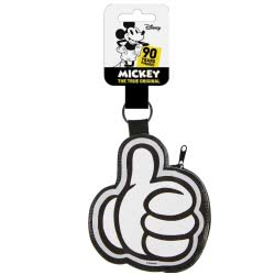 Cerda Disney Mickey Mouse the True Original Πορτοφόλι Μπρελόκ 2600000278 8427934240418