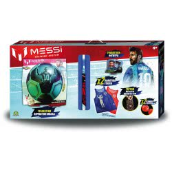 GIOCHI PREZIOSI Candle Messi Training System with Ball, T-shirt and Figure MEM03000 8056379078326