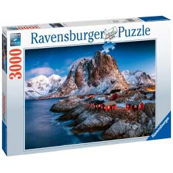Ravensburger Παζλ Ενηλίκων 3000 τεμ. Νορβηγία 17081 4005556170814