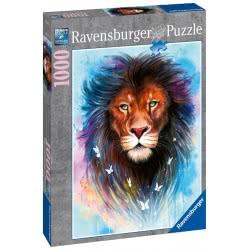 Ravensburger Παζλ Ενηλίκων 1000 τεμ. Λιοντάρι 13981 4005556139811