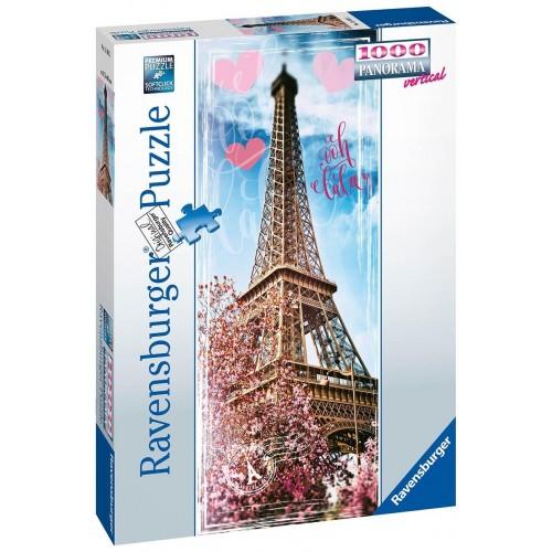 Ravensburger 1000 pcs Puzzle Eiffel Tower 15103 4005556151035