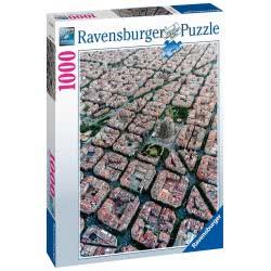 Ravensburger Παζλ Ενηλίκων 1000 τεμ. Βαρκελώνη 15187 4005556151875