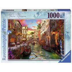 Ravensburger Παζλ Ενηλίκων 1000 τεμ. Ρομαντική Βενετία 15262 4005556152629