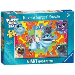 Ravensburger 24 pcs Floor Puzzle Puppy Dog Pals 5554 4005556055548