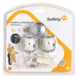 SAFETY 1st Magnetic Cupboard Lock U01-33110-01 3220660164608