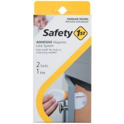 SAFETY 1st Adhesive Magnetic Lock U01-32020-02 3220660302420