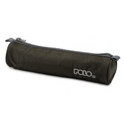 POLO Pencil Case Roll Μαύρο 9370090200 5201927087708