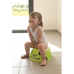 SAFETY 1st Fast and Finished Potty - Green U01-32110-00 3220660259069