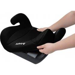 SAFETY 1st Κάθισμα Αυτοκινήτου Booster Manga Safe, 15-36 kg - Μαύρο UR3-85357-00 3220660277995