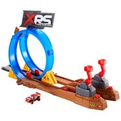 Mattel Disney Pixar Cars Xrs Mud Racing Crash Challenge Playset FYN85 887961707595