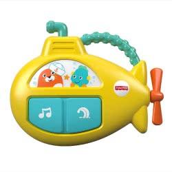 Fisher-Price Μουσικό Υποβρύχιο GFX89 / FXC02 887961687248
